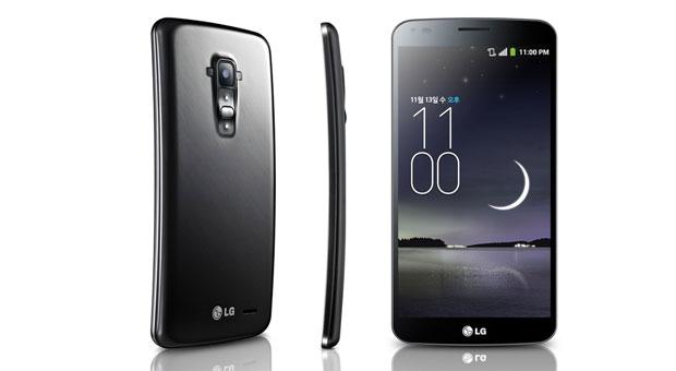 lg g flex mobile