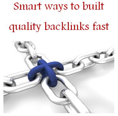 ways to built quality backlinks