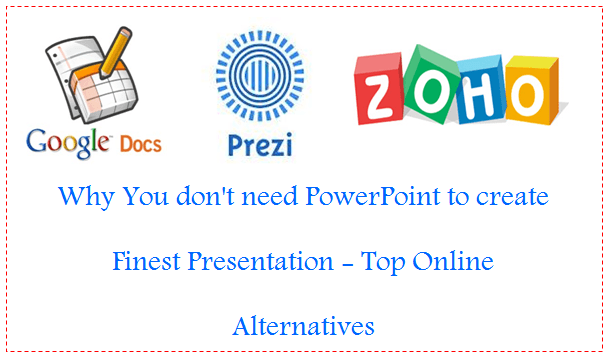Best Online Tools to Create Presentation