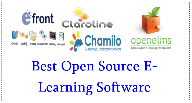 Best Open Source E-Learning Software