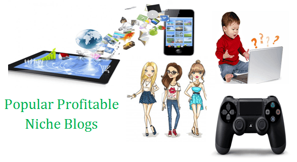 Popular Profitable Niche Blogs