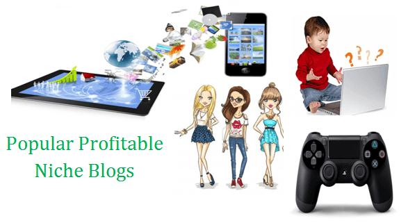 Popular Profitable Niche Blogs
