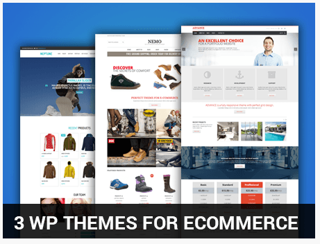 Wp-Ecommerce Template