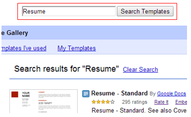 how to create professional resume using google docs technokarak com