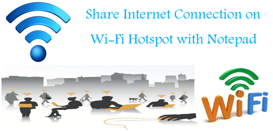 Share Internet Connection