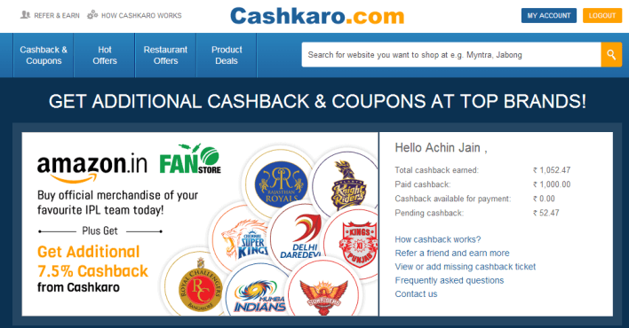 Cashkaro-Review