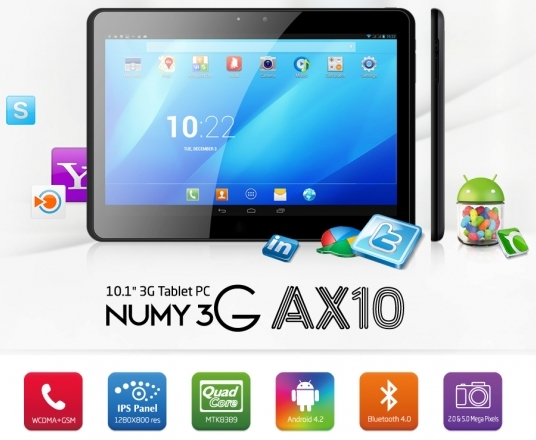 Ainol AX10 3G Tablet Price