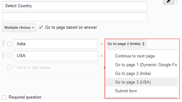 Google Form Tutorial - 4