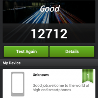 Motorola Moto E AnTuTu Benchmark