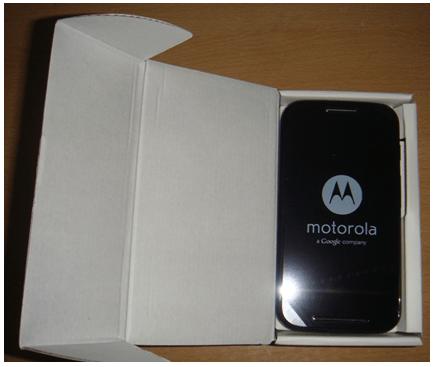 Motorola Moto E Phone
