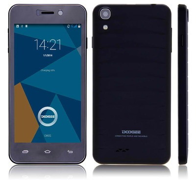 Doogee Valencia DG800 Price India