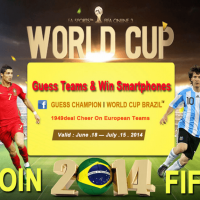 FIFA World Cup 2014 Giveaway