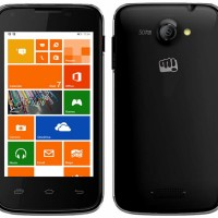 Micromax Canvas Windows Mobile
