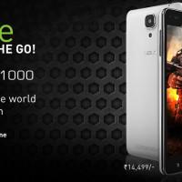 XOLO Play 6X-1000 mobile price