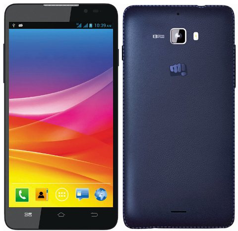 Micromax Canvas Nitro A310 Mobile Price India