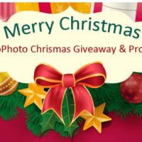 Aoao Christmas Giveaway& Promo