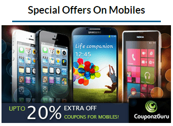 Offer on Mobiles
