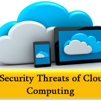 6 Security Threats of Cloud Computing