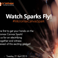 Micromax-Canvas-Spark-launch-invite