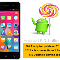 Micromax Unite 2 Android 5.0 Update