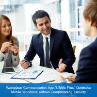 workplace communication app