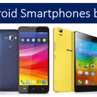 Best Android Smartphones below 10k