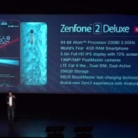 Asus Zenfone 2 Deluxe Edition Mobile