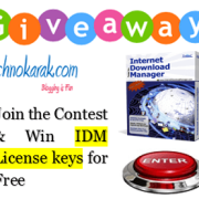 Giveaway-for-IDM-Download-Manager