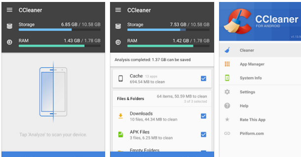 CCleaner – Android Apps on Google Play (1)