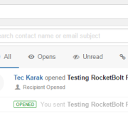 Email Tracking for Gmail - 5