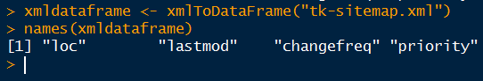 How to Convert XML into Data Frame