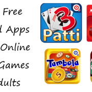 Top 4 Free Android Apps to Play Online Casino Games for Adults