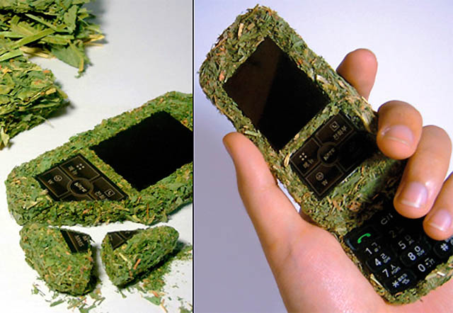 The 'Weed' Phone