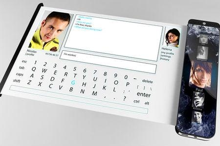 Mobile Script Phone