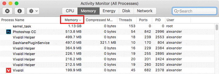 Image source Here are some helpful tips on how you can enhance your Macbook's performance:  1) Cleaning your hard drive  The first and foremost thing that you need to do for improving your Mac's performance is get your hard drive cleaned. It is the easiest and fastest way to speed up your Macbook. All the files which are slowing down the system need to be deleted permanently.  So, you must go through the hard drive carefully and sort out the unused and unimportant files. You should also check for files which are slowing it down, such as caches, duplicate files, logs, applications, widgets, language packs, files from recycle bin, plugins, hidden trash, and extra-large files.  Getting rid of these things will increase the speed of your Mac instantly. It can be done manually where you have to know where to look, so it is a time-consuming process. You can get your hard drive cleaned simply by clicking on Mac Pro Cleaner, which completely cleans all unnecessary junk files.  2) Using Activity Monitor