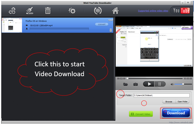 WinX YouTube Downloader -The Best Alternative to Keepvid